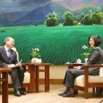 專訪蔡英文總統《讀賣新聞》分析:台灣與日本海洋事務合作 在東海、南海對抗中國