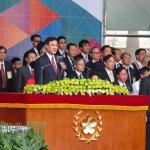 蔡英文避唱國歌?總統府:多年來總統都在國歌唱完後才出現