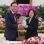 3分之2外賓來自日本,蔡英文邀日與台灣合作推動「新南向政策」
