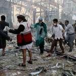 一場葬禮140條人命 沙烏地阿拉伯:炸錯了…… 葉門亂局再添變數