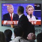 美國總統大選》二度交鋒煙硝味濃    候選人互揭瘡疤 美媒:最醜陋的辯論