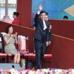 蘇嘉全國慶致詞:全國人民都是中華民國台灣隊