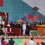 國慶歷任總統僅馬英九出席 與蔡英文僅點頭致意、沒有互動