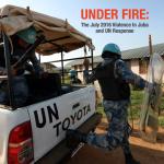 南蘇丹衝突》中國維和部隊見死不救?中國國防部:純屬惡意炒作