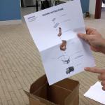 Note7回收不怕爆 美國三星提供防火塗層紙盒和手套