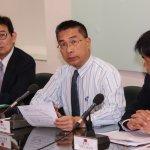 財政部不介入彰銀委託書徵求 徐國勇:因為掌握賦稅公權力