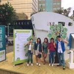 綠建築專題》二手建材變身「種子扭蛋機」 台達讓學生放手實踐設計