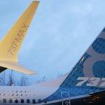 波音737 MAX訂單逾3000架 漢翔承製零件沾光