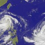 莎莉佳、海馬雙颱連環進擊 今晚起東半部嚴防大雨