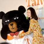 多樣色彩讓她怦然心動 人氣女神長澤雅美拍影片代言台灣觀光