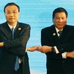 菲律賓總統杜特蒂出訪前夕 中國官媒大獻殷勤:中菲關係重回正軌正當時