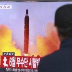 北韓再度試射飛彈失敗收場 日媒:似在接近地面處爆炸,等於幾乎沒有升空