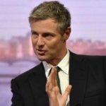 BBC人物》身高190的英國貴族 挑戰首相的帥哥議員戈德史密斯