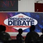 美國總統大選電視辯論 希拉蕊vs川普賭城最終戰 《風傳媒》即時報導