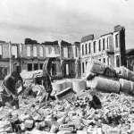 3張照片看課本不敢提的「光復」秘史:原來,台灣曾被美國炸成這般煉獄…