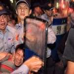 1025勞工團體「反砍假」大遊行 影像全紀錄
