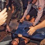 警方勞團爆3波衝突,工鬥嗆:若民進黨強渡關山 絕對有更強行動