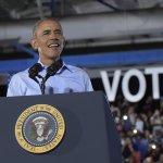 2016美國國會大選》歐巴馬全力幫民主黨議員催票 共和黨人:讓我們監督希拉蕊!