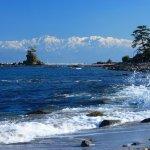 世界最美海灣在這!日本富山灣超夢幻濱海自行車道,沿途絕對忍不住邊騎邊拍照