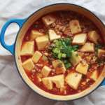 人見人愛的麻婆豆腐,作法原來超簡單!3步驟、10分鐘完工,吃了都流淚