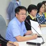 「反對修法不要投民進黨」吳秉叡晚間臉書道歉