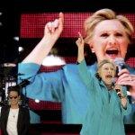 2016美國總統大選》電郵門再創希拉蕊  川普支持度進逼