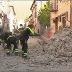 規模6.6強震再襲義大利中部 聖本篤大教堂幾近全毀
