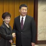 中國央視冷處理「洪習會」,洪秀柱臉書全程直播