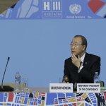 南韓「親信門」連累聯合國秘書長 潘基文參選總統的支持度一路下跌