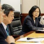 因應川普當選,蔡英文召開國安高層會議