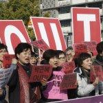 南韓「親信門」風暴》朴槿惠支持度跌至5% 創歷屆總統新低