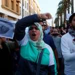 「魚販之死」點燃摩洛哥人民怒火 「我們要在聯合國氣候大會繼續抗議,讓世界聽到我們!」
