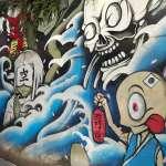 這群年輕「炸彈客」讓人潮重返西門町!超吸睛的街頭藝術,還一舉解決治安問題