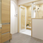 沒窗戶也不怕發霉!設計師用少少50萬元,打造不輸日本的超乾爽衛浴空間