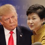 南韓全額負擔駐韓美軍費用?川普與朴槿惠通話「協防南韓承諾不變」