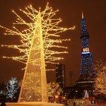 浪漫耶誕月將報到!北海道札幌「白色燈樹節」絕美景致,一生絕對要親眼看過啊