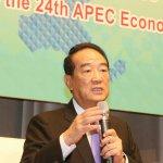 代表台灣出席APEC會議,宋楚瑜:時代考驗青年、也考驗我們這些歐吉桑