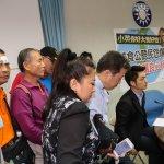 日本核災食品公聽會濺血,藍營指控民進黨里長動手打人