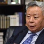 金立群:川普新政府或重新考慮加入亞投行
