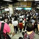 【張維中專欄】通勤地獄!東京10條總塞爆的電車路線,除了誤點還得小心痴漢啊