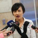 邱議瑩失言說「番仔」 臉書道歉「會更謹言慎行」