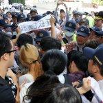 不滿7天假被砍,工鬥18日早突襲總統官邸遭阻撓