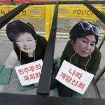 南韓總統淪為罪案共犯》南韓政局動蕩 最大反對黨推動彈劾朴槿惠