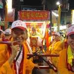 「青山王祭」夜訪艋舺老台北 西門町綻放宮廟陣頭風采