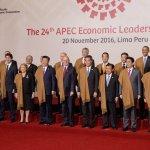 APEC領袖會議閉幕 聯合聲明嗆川普「矢言對抗保護主義、不會競貶貨幣」