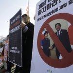 日韓《軍事情報保護協定》 恐成壓垮朴槿惠的最後一根稻草