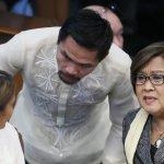 菲律賓反毒戰爭》菲國前司法部長德利馬 遭毒梟指控收賄