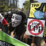 專家:美國退出TPP並非退出亞洲,但信譽和影響力將大打折扣