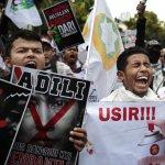 控緬甸種族淨化羅興亞人 東南亞各國爆示威