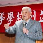 李登輝警告蔡英文 「不小心,會跟韓國總統一樣」